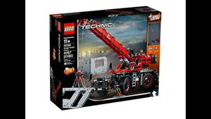 Lego rough terrain crane 42082 BNIB new Sealed