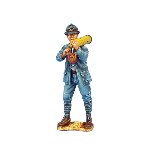 First Legion  GW040 French Artillery with Shell