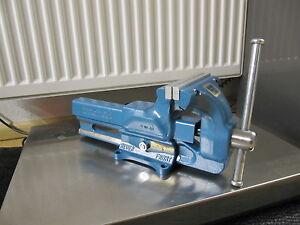 brockhaus heuer schraubstock 120 mm mit wechselbacken sonderposten ii wahl ebay. Black Bedroom Furniture Sets. Home Design Ideas