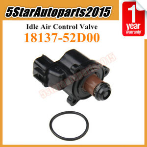 18137-52D00-New-Idle-Air-Speed-Control-Valve-fits-Suzuki-XL-7-2-7L-V6-2002-2006