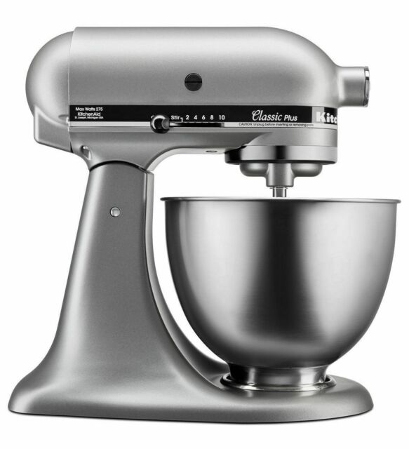 Kitchenaid Clic Plus Series 4 5 Quart Tilt Head Stand Mixer Ksm75