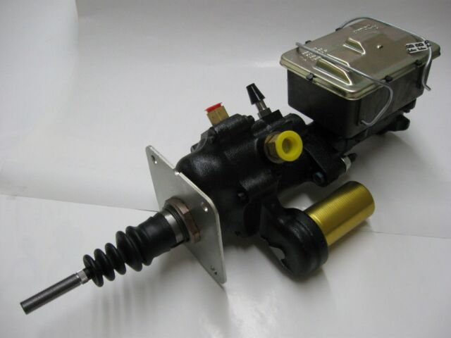 NMC GSE Airline Towing Tractor Hydro Booster & Master Cylinder PN F104286