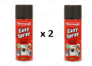 Details About 2 X Tetrosyl Acrylic Easy Spray Paint 400ml Many Diy Uses Car Paint Many Colours