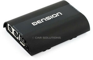 Car-iPod-iPhone-USB-Bluetooth-Adapter-Dension-Gateway-Five-Volkswagen-GWF1VC1