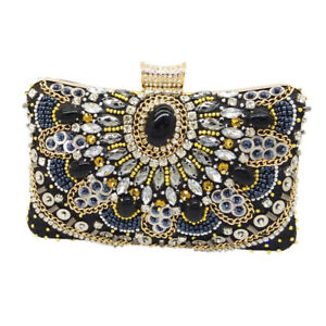 Vintage-Women-Beaded-Evening-Bags-Wedding-Cocktail-Party-Bridal-Clutch-Handbag