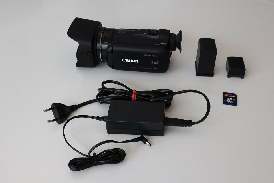 Canon videooptager, Legria HF G25, God