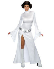 "Star Wars Women Princess Leia Costume S3,Small,(US 2-6),BUST 33-35"",WAIST 25-26"""