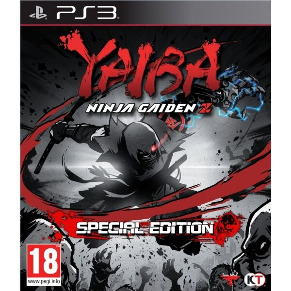 Yaiba Ninja Gaiden Z Special Edition Game PS3 Brand New