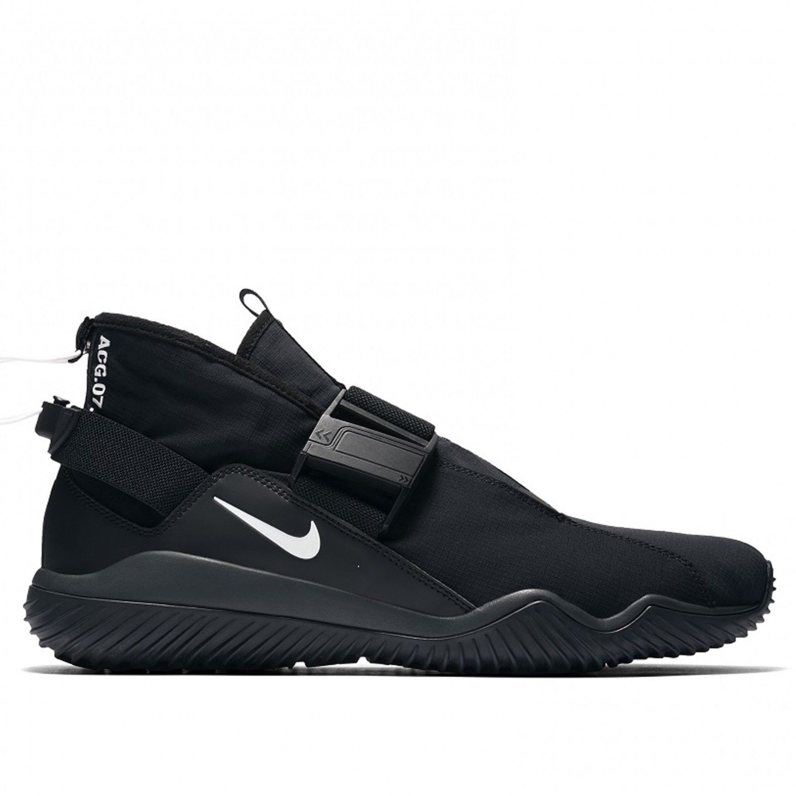 New Men's NikeLab Nike ACG 07 KMTR Komyuter Black White Comfortable The most popular shoes for men and women