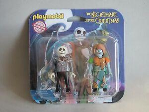 PLAYMOBIL The Nightmare Before Christmas CUSTOM Duo Pack & Figures Handmade NEW