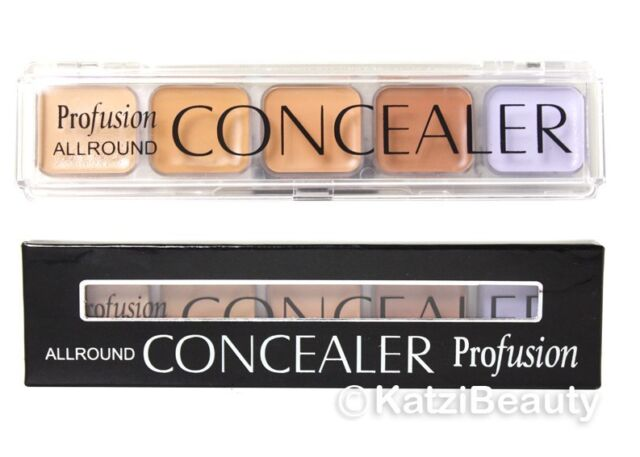 Profusion All Round Concealer Palette no01