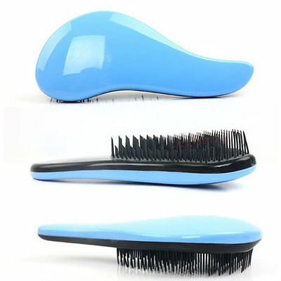 Magic Detangling Comb Handle Tangle Shower Hair Brush Salon Styling Tamer Tool