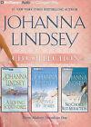 Johanna Lindsey CD Collection: A Loving Scoundrel, Captive of My Desires, No Choice But Seduction by Johanna Lindsey (CD-Audio, 2011)