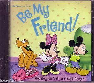 walt disney be my friend cd classic greatest heart string songs