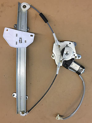 Front Power Window Regulator w// Motor Driver Side LH for 93-96 Mirage 4 Door