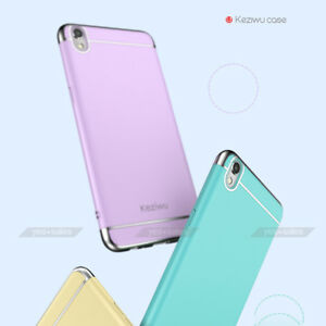 save off f4bb6 02084 Details about OPPO R9s R9 Plus Case Plating PC Matte Shockproof 3 in 1 Back  Knock Case Cover