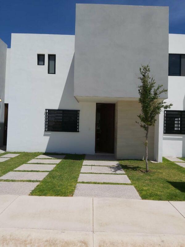 Casa en venta en Bosques de Santa Rita Pozos