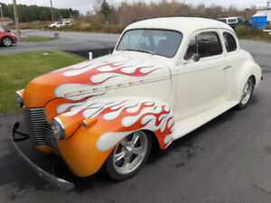 1940 Chev Coupe