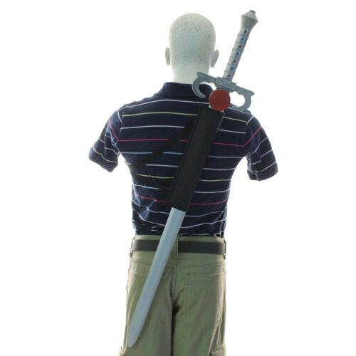 Bokken Katana Foam Sword Mini Nylon Over shoulder Carrying Case Shinai