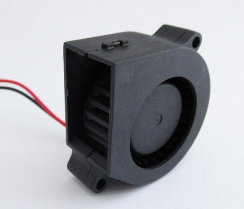 10pcs Brushless DC Cooling Blower Fan 40mm 4020S 40x40x20mm 5V 12V 24V 2pin