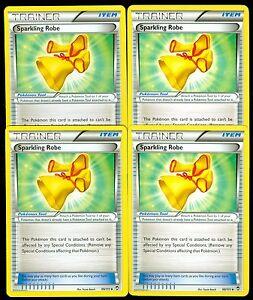 Pokemon SPARKLING ROBE 99/111 - XY Furious Fists MINT! 4X