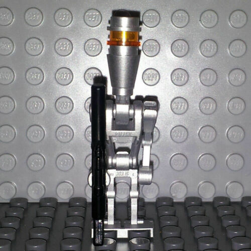 Silver FROM SET 8015 STAR WARS CLONE WARS LEGO SW0229 Assassin Droid