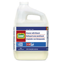 Comet Cleaner With Bleach Liquid One Gallon Bottle 02291