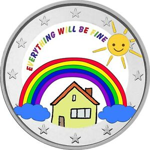2-Euro-commemorative-rainbow-children-colored-everything-will-be-fine