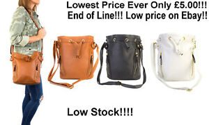 085507e7a2 Image is loading Large-Handbag-Slouch-Bag-Long-Shoulder-Strap-Big-