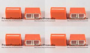 8pc-Channel-Crossfader-Fader-Cap-Knob-For-RANE-57-TTM57-TTM57sl-TTM57mk2-Orange