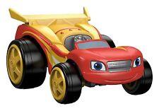 Fisher-Price Nickelodeon Blaze and the Monster Machines Race Car Blaze NEW