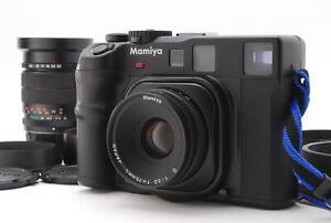 Quasi Nuovo/New Mamiya 6 + G 75mm F3.5 + 150mm F4.5 DAL GIAPPONE #0675
