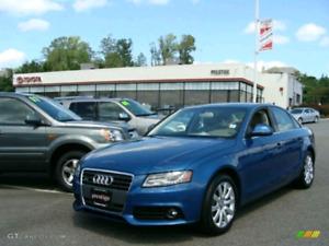 2009 Audi A4- needs repair