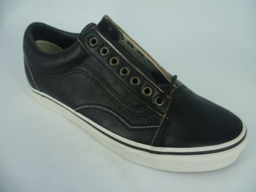 5 42 Qq Vans Mens 5 Eu Up Skool Lace Shoes Leather Ln180 Uk Old 06 8 wzP6wq