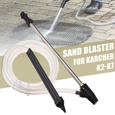 Sand Wet Blaster Pressure Washer Car Garden Sandblasting Kit for Karcher K Serie
