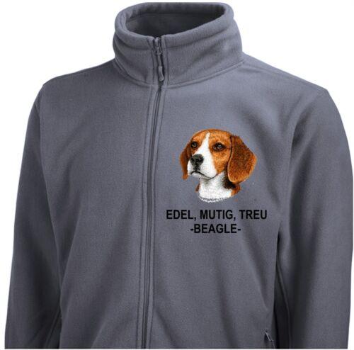 Pinewood chaqueta Beagle bordado by siviwonder perro