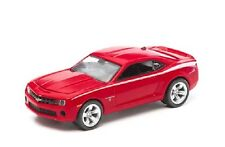 "GreenLight Die-Cast 1/64 2012 Chevy ""Honor & Valor"" Camaro SS - Red"