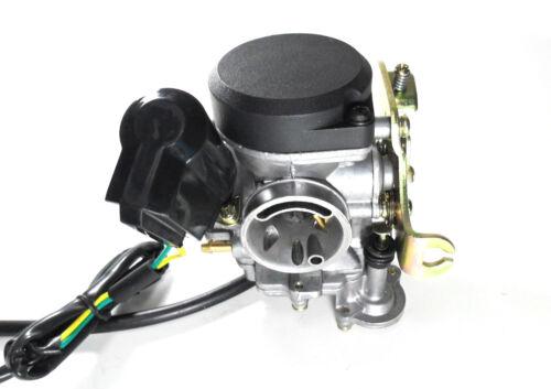 Tao Tao Thunder 50 Zummer 50 4-Stroke Scooter Carburetor