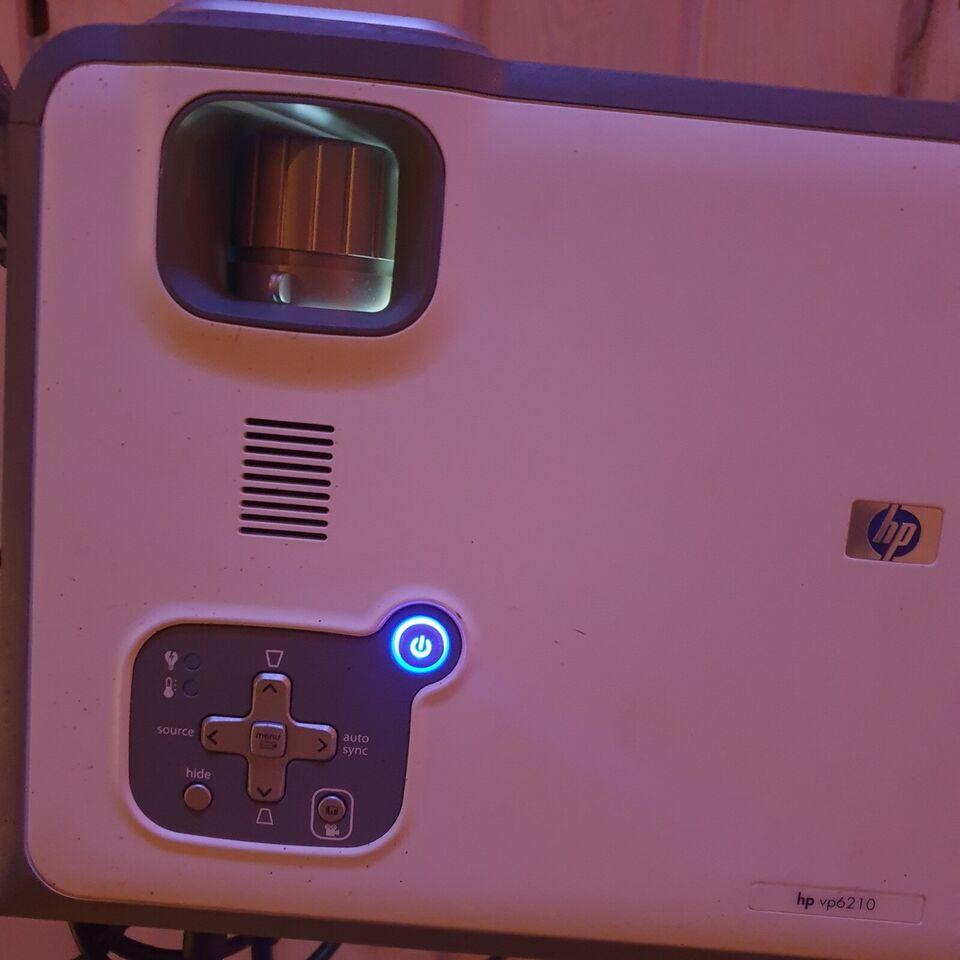 Projektor, HP, VP6210