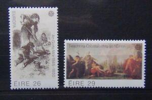 Ireland-1982-Europa-Historical-Events-set-MNH