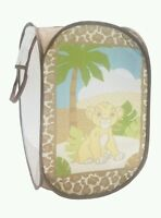 Disney Baby The Lion King Simba Pop-up Hamper For Clothes Or Toys