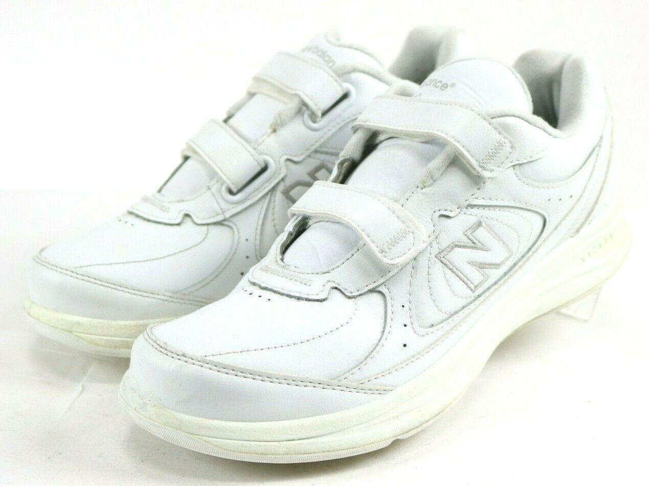 New Balance 577 Men's Walking Shoes Size 9.5 D White