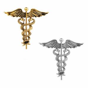 Nuova-spilla-bigiotteria-CADUCEO-farmacista-infermiere-infermiera-unisex-OSS