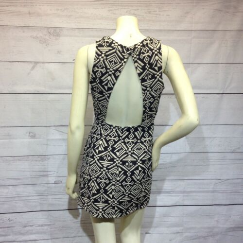 Back Dress Sleeveless Astr Cutout Size With Beaded 849402003062 S x5qPgPIwfB