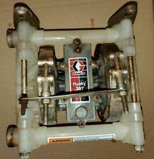 Graco Husky 307 Air Operated Diaphragm Pump D32966