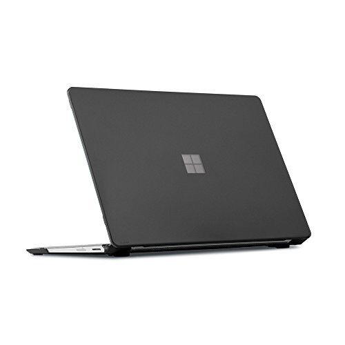 Microsoft Surface Laptop 13.5 Polycarbonate Shatter//Proof Case Hard Shell Black