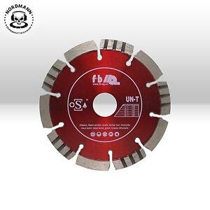 Feinstein Diamant-Trennscheibe Diamantscheibe Ø 125 x 22,23 mm F+B FSZI-T spez