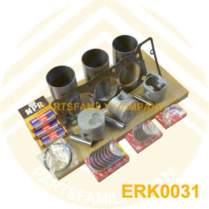 new engine rebuilt kit for isuzu 3kc1 980cc mini excavator and image is loading new engine rebuilt kit for isuzu 3kc1 980cc