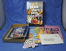 Grand Theft Auto Vice City GTA PC Game CD-ROM w/ Poster (Windows 98, XP, 2000)
