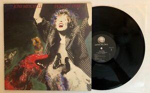 Joni-Mitchell-Dog-Eat-Dog-1985-US-1st-Press-NM-Ultrasonic-Clean